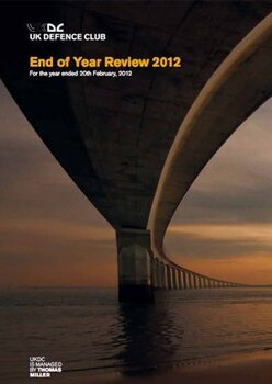 End of Year Review, 2012