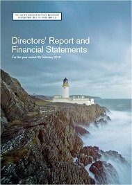 Annual Report & Accounts (Isle of Man), 2018