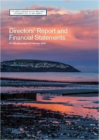 Annual Report & Accounts (Isle of Man), 2019