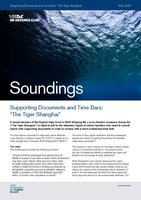 "May, 2020 - Supporting Documents and Time Bars: ""The Tiger Shanghai"""