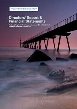 Annual Report & Accounts (Isle of Man), 2012