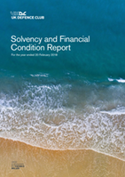 Solvency and Financial Condition Report, 2018