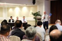 Singapore Seminar - Trading in Uncertain Times