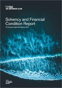 Solvency and Financial Condition Report, 2019