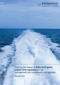 IMO White Paper: Tracking the impact of IMO's 2020 global sulphur limit regulation on risk management and counterparty risk appraisal