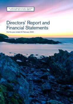 Annual Report & Accounts (Isle of Man), 2020
