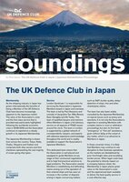 June 2012 - The UK Defence Club in Japan