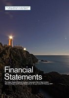Annual Report & Accounts (Isle of Man), 2017