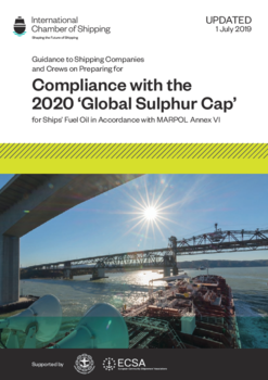 ICS Sulphur Cap Guidance