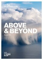 Above and Beyond: Renewal, 2016