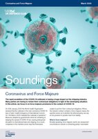 March, 2020 - Coronavirus and Force Majeure